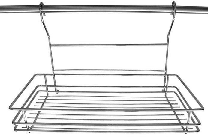 Závěsná kuchyňská polička 320243, 35 x 22 x 20 cm