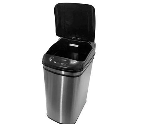 Automatický bezdotykový odpadkový koš TORO nerez 270258, 36x26,5x53 cm, 32 L