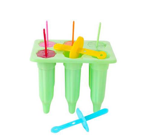 Tvořítko na zmrzlinu 6 ks,13 x 13 x 14 cm