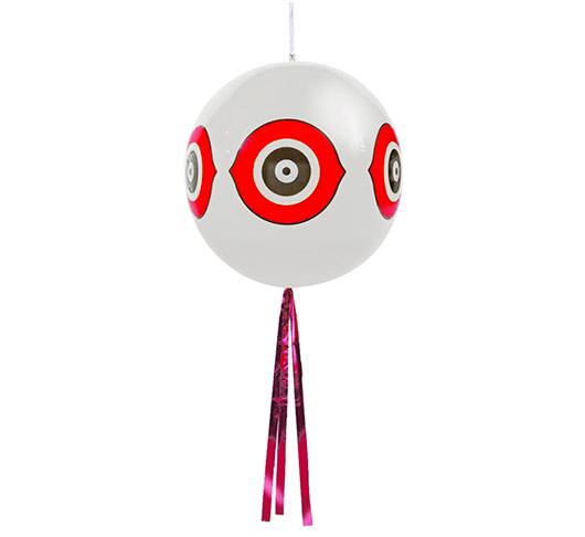 Balón na plašení ptáků 6904 k zavěšení 35 cm