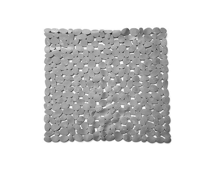Rohož protiskluzová do sprchy 54 x 54 cm, béžová - podložky , Duramat