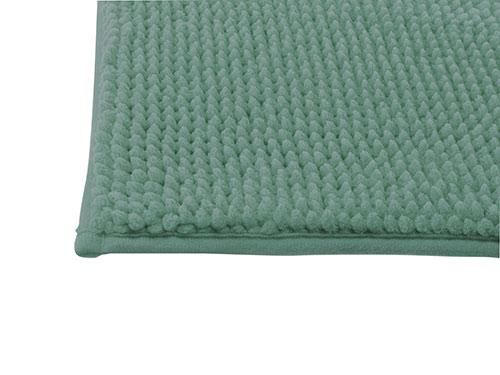 Koupelnová předložka CHENILL 50 x 80 cm - zelená