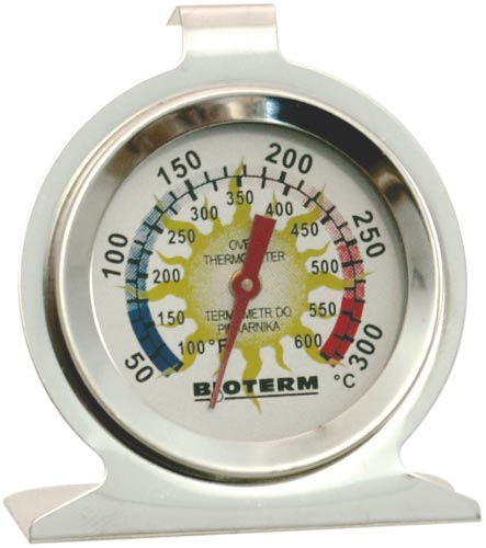Teploměr do trouby a udírny 50 - 300°C