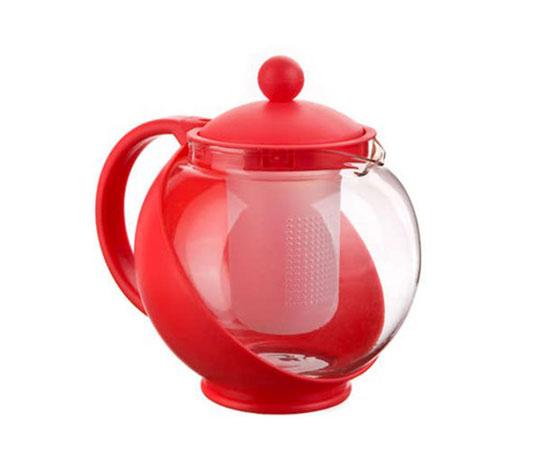 Konvice na sypaný čaj se sítkem Bulbus 750 ml