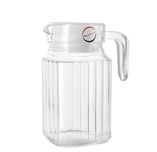 Skleněný džbán s víčkem Frigo 500 ml