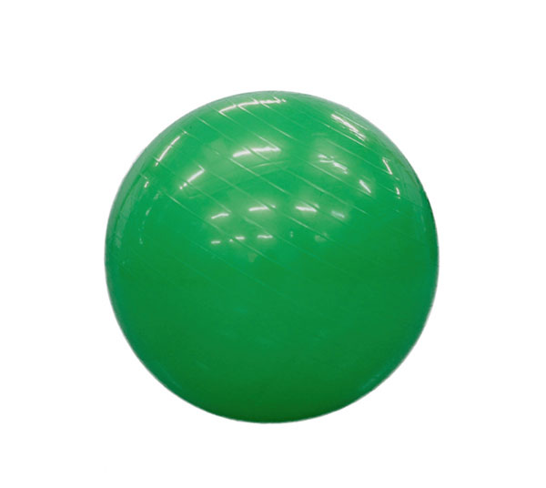 Gymnastický míč na cvičení Balón 75 cm, zelená
