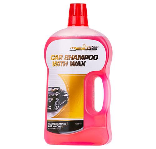 Autošampon s voskem Premium 1 L