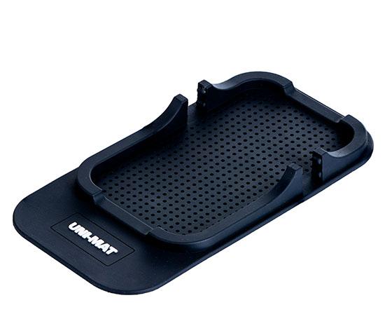 Protiskluzová podložka na palubní desku do auta Anti Slip Mat 18 x 9 cm, černá