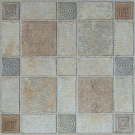 Samolepící podlahové čtverce DF 0004 pvc 30,4 x 30,4 cm, dlažba barevná