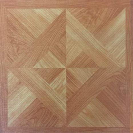 Samolepící podlahové čtverce DF 0008 pvc 30,4 x 30,4 cm, parketa vzor