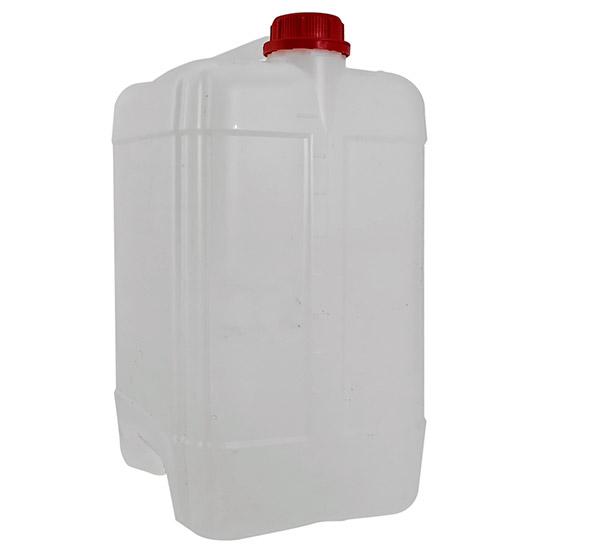 Kanystr na pitnou vodu 10 l stohovatelný, bílá