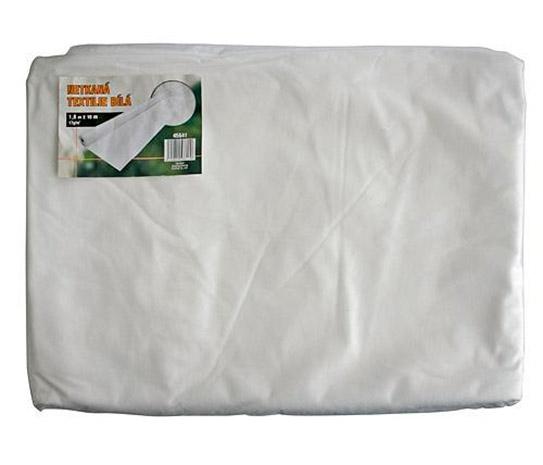 Netkaná textilie proti mrazu, ptákům a postřikům 17 g/m2, 2 x 10 m, bílá