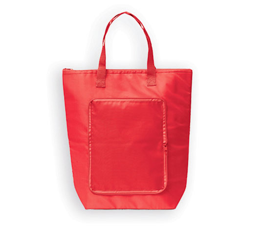 FLEXO - nákupní termotaška - červená