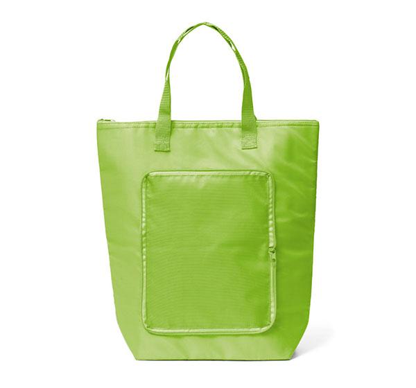 FLEXO - nákupní termotaška - světle zelená