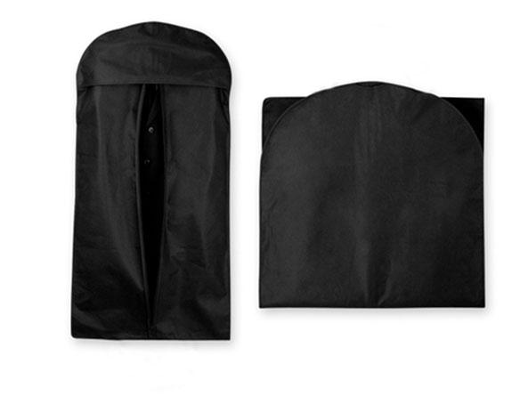 Cestovní obal na šaty 72000, 109x59cm, černá