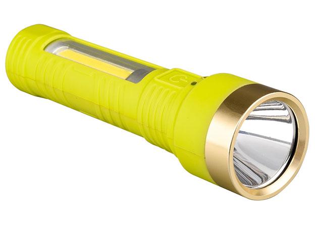 Nabíjecí svítilna 3112 LED 1+3W/ 220V