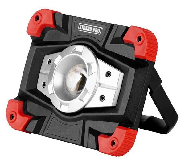 Přenosný Led reflektor Worklight 10W, nabíjecí