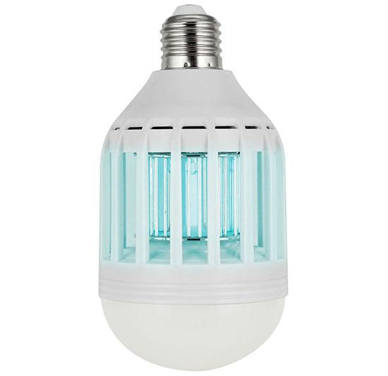 Lapač hmyzu 7036 do elektrické objímky E27 s UV světlem