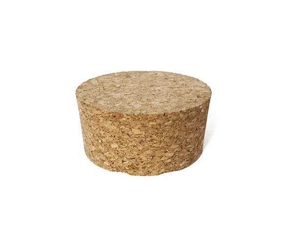 Korková zátka na demižon 50l, 27 mm, průměr 60/55 mm