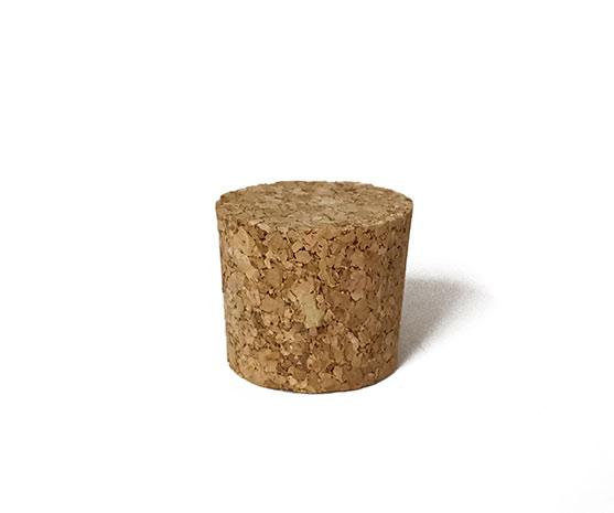 Korková zátka 24 mm, průměr 28/25 mm