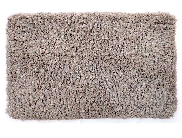 Předložka do koupelny Nuvola protismyková 50 x 80 cm, šedá