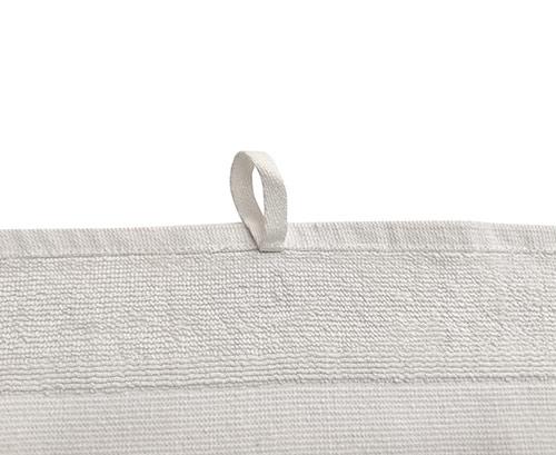 Koupelnová předložka Esso protiskluzová 40 x 70 cm, bílá