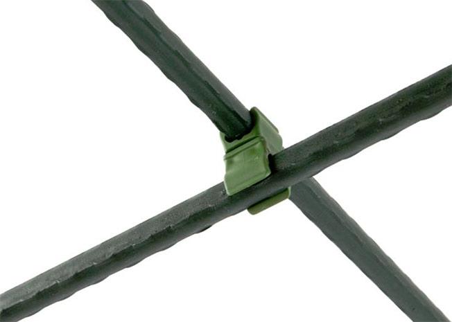 Spojka křížová na zahradní tyč 11 mm