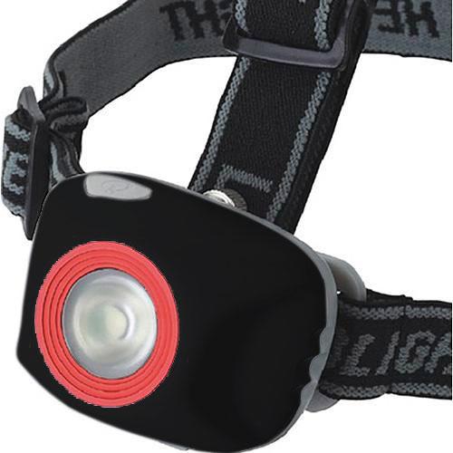 Čelová LED svítilna 4399, LED čelovka 3 W, 120 lm
