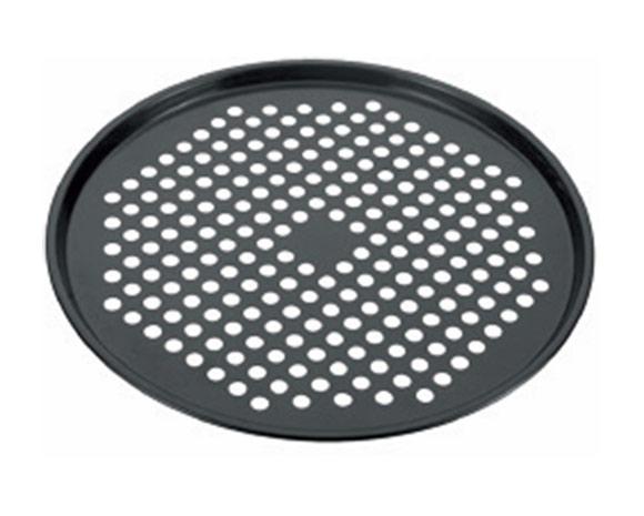 Plech na pizzu s otvory 4417 nepřilnavý povrch, 32 cm