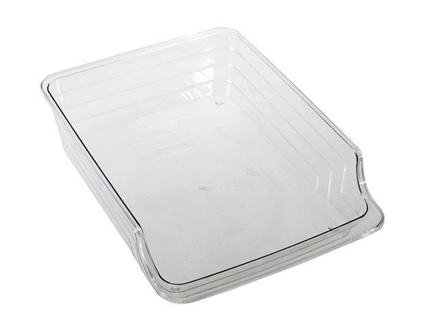 Organizér do lednice 6638 šuplík 33 x 25 x 8 cm, transparentní