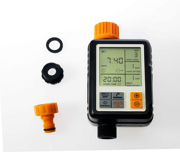 Automatické zavlažovací hodiny Adodo 6618 digitální IP65