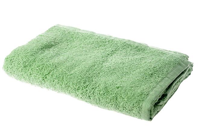 Ručník froté 50 x 100 cm, sv. zelená