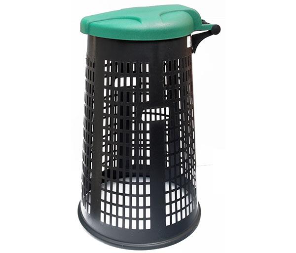 Stojan na odpadkové pytle Adodo 6599 150 l