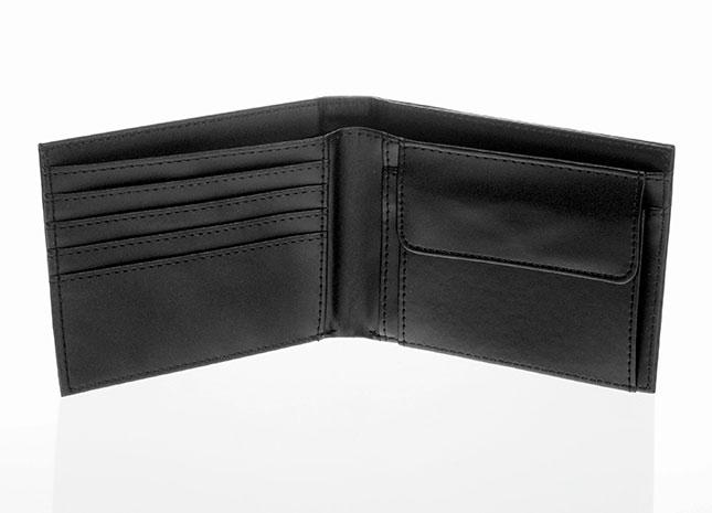 Pánská peněženka z umělé kůže Adodo 3419, 12 x 10 x 1,5 cm