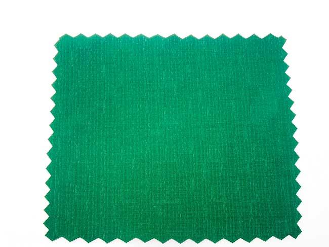 Prostírání - vodoodpudivé, tm. zelená, 30 x 30 cm