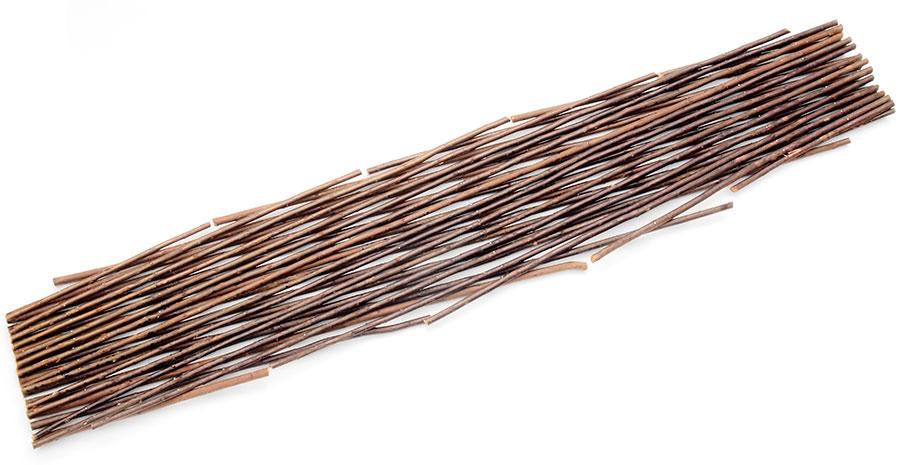 Dřevěné mřížky přírodní 90 x 180 cm