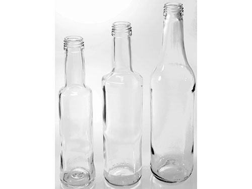 Skleněná láhev Sodovčák 0,35 l, transparentní