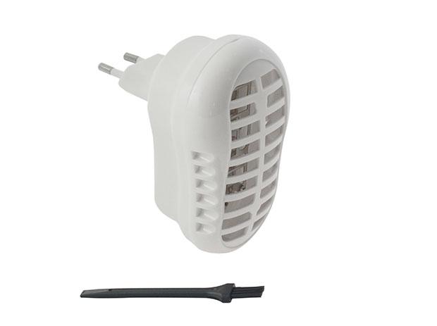 Lapač hmyzu do zásuvky s UV LED diodami Adodo 333, 230V