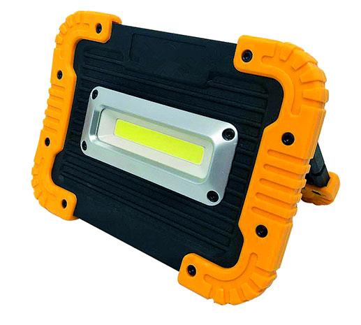 Přenosný Led reflektor S700 Acu 10W nabíjecí s funkcí powerbanky