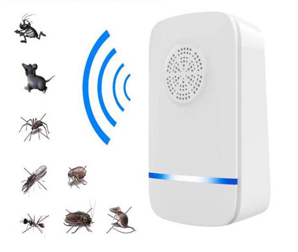 Elektronický odpuzovač myší, pavouků, komárů, mravenců a ostatního hmyzu 7394 ekologický, 230V