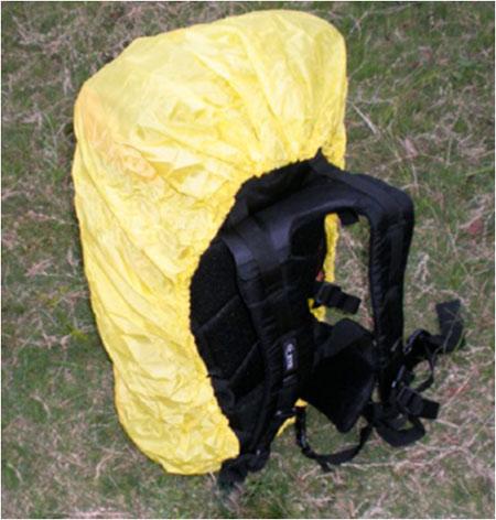 Pláštěnka - obal na batoh ADO2463, max. 75 x 40 cm