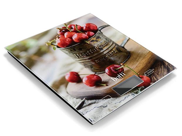 Váha kuchyňská digitální Višně 5 kg