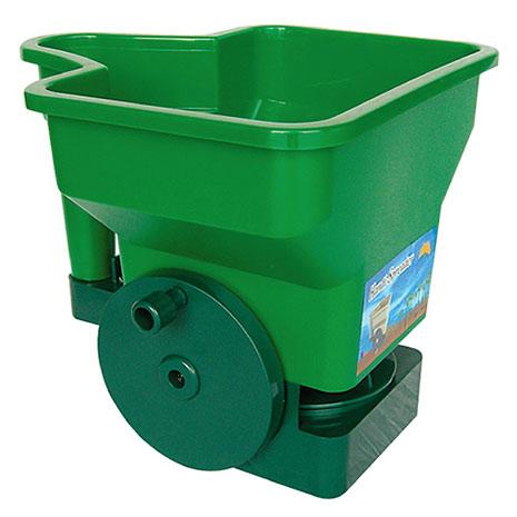 Ruční rozmetač hnojiva 6582, 2,7 l, zelená