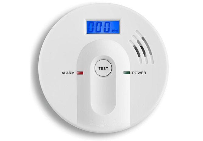 Detektor oxidu uhelnatého CO s alarmem, hlásič ALARM CO-603 EN50291-1