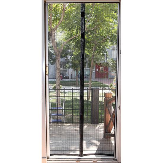 Magnetické sítě proti hmyzu do dveří 218 x 96 cm