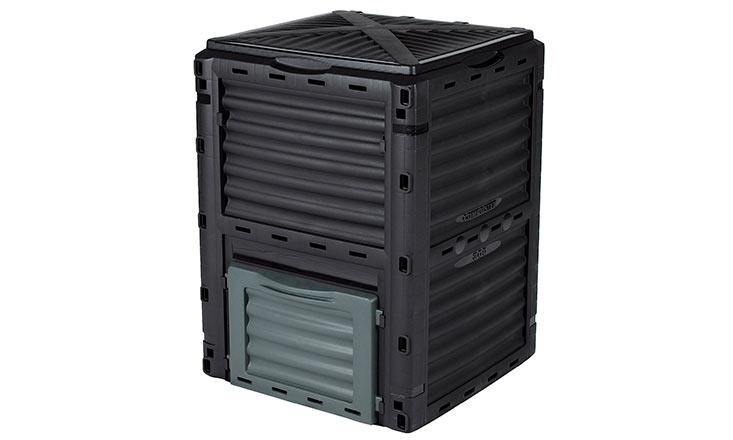 Kompostér zahradní 300 L, 61x61x83 cm, Jelenia Plast