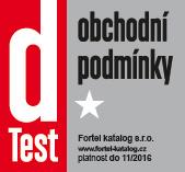dTest Fortel katalog